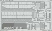 32966 Eduard 1/32 Фототравление для Gladiator Mk.I (ICM)
