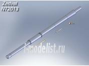 N72013 Zedval 1/72 Set of parts for T-64.