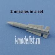NS72032-a North Star 1/72 AIM-54 phoenix missile  (2 pcs. In the set, decal)