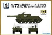 PS720065 S-Model 1/72 ISU-152