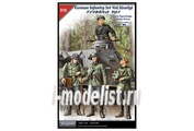 35016 Tristar 1/35 German Infantry Set Vol.1 ( early )