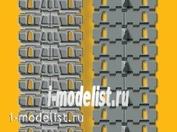 35104 Восточный экспресс 1/35 Набор раздельных траков для танков КВ поздних, ИС ранних серий
