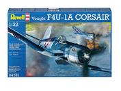 04781 Revell 1/32 Палубный одноместный истребитель Vought F4U-1A CORSAIR