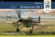 70019 ArmaHobby 1/72 Hurricane Mk I Expert Set