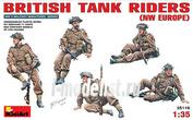 35118 MiniArt 1/35 Британский Танковый Десант (СЕВЕРО-ЗАПАДНАЯ Европа)