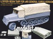 L3512S Great Wall Hobby 1/35 Конверсионный набор для WWII German sWS General Cargo Version