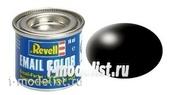 32302 Revell Краска черная РАЛ 9005 шелково-матовая
