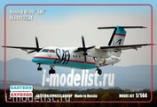 144132-4 Eastern Express 1/144 Scales Dash 8 Q200 Sakhalinskie Aviatrassy