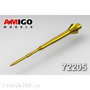 AMG72205 Amigo Models 1/72 LDPE for Sukhoi-27C, Sukhoi-27CM, Sukhoi-27UB, Sukhoi-30CM aircraft