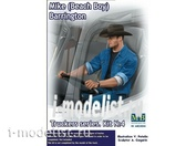 24044 MasterBox 1/24 Дальнобойщики: Майк (Beach Boy) Баррингтон