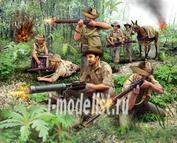 02529 Revell 1/76 Anzac Infantery WWII (Австралийско-Новозеладский Армейский Корпус)