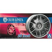 05385 Aoshima 1/24 Club Linea L566 20 inch