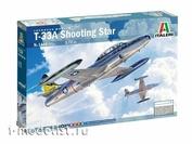 1444 Italeri 1/72 Самолёт T-33A Shooting Star