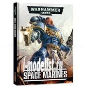 48-01-60 Warhammer 40.000 Codex: Space Marines (ENG) (Кодекс: Космический Десант)