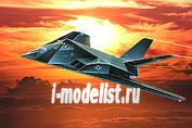 7226 Звезда 1/72 F-117 Самолет