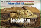 6423 Dragon 1/35 1/35 Panzerjäger II für Pak 40/2, Sd.Kfz.131 Marder II Mid Production