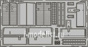 48641 Eduard 1/48 Фототравление A-4E/F airbrakes
