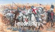 6125 Italeri 1/72 Templar Knights