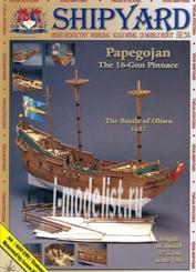 S034 Shipyard 1/96 Papegojan