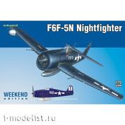 7434 Eduard 1/72 F6F-5N Nightfighter