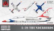 J72022 KPModels 1/72 L-39 Albatros Thunderbirds
