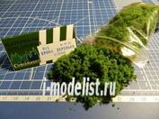 СМ013 СоюзМакет Крона деревьев (зеленая)
