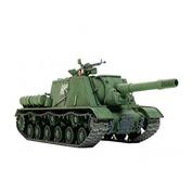 35303 Tamiya 1/35 Советское тяжелое самоходное противотанковое орудие ИСУ-152 (Зверобой)