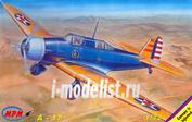 72504 MPM 1/72 Самолет Northrop A-17
