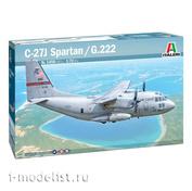 1450 Italeri 1/72 Самолёт C-27J SPARTAN / G.222