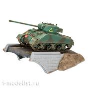03299 Revell 1/76 Diorama British Tank-Sherman Firefly