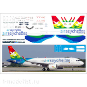 320-46 PasDecals 1/144 Decal for 320 Air seychelles