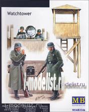 3546 MasterBox 1/35 Guard tower