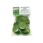 30107 DasModel Пучки травы, жёлто-зелёные, 40 шт. / 2 мм