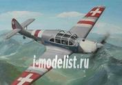 FLY72029 Fly 1/72 Messerschmitt Bf 108B/D Taifun