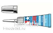 87187 Tamiya cyanocrylate Glue (easy to grind), 3G