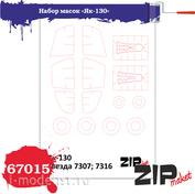 67015 ZIPmaket 1/72 Mask set
