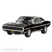 07693 Revell 1/25 Car Fast & Furious Fast & Furious-Dominic's 1970 Dodge Charger