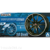 06118 Aoshima 1/24 Комплект колёс Volk Racing G25 18inch
