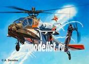 04896 Revell 1/48 Вертолет AH-64D Apache