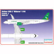 144152-3 Orient Express 1/144 Airliner EMB 190E2 WIDEROE
