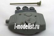 35001 Zebrano 1/35 T-44M conversion kit