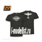 AK-056 AK Interactive Aces High T-shirt size