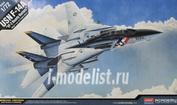 12532 Academy 1/72 Самолёт F-14A Tomcat 'VF-2 Bounty Hunters