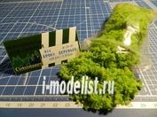 СМ014 СоюзМакет Крона деревьев (бледно-зеленая)