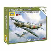 6118 Zvezda 1/144 Soviet fighter LAGG-3