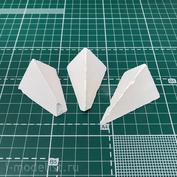 BL3506x Battering Ram 1/35 Concrete Slabs (Long tetrahedron)