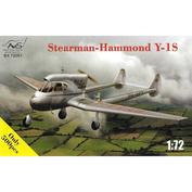 72051 Avis 1/72 Stearman-Hammond Y-1S Holland & British
