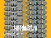 35107 Восточный экспресс 1/35 Набор траков танка КВ-1 ранних серий