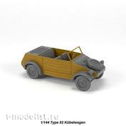 14201 Armory 1/144 Автомобиль Тип 82