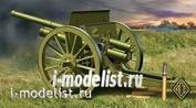 72252 ACE 1/72 76.2мм (3-х дюймовая) полевая пушка обр.1902/1930 + передок
